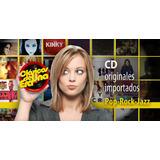 Cd Importados Pop-rock-jazz (ver Lista,actualizada 12/10/18