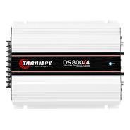 Modulo Taramps Ds-800 X4 800w Rms Ds800x4 Amplificador Som