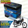 Bateria Moura Moto 6ah Honda Fan 150cc