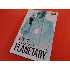 Absolute Planetary - Norma Editorial - Nuevo -