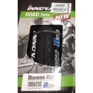 Cubierta Innova Diamond Ace 700x23 - Kevlar - Ruta Y Fixie