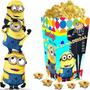 Kit Imprimible Minions Mi Villano Favorito Candy Bar 2x1