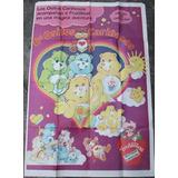 Afiche Original Película Los Ositos Cariñosos 1985
