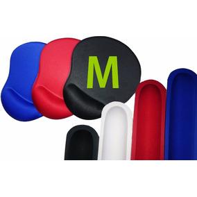 Kit Mouse Pad M + Apoio Ergonômico Teclado - Polispuma
