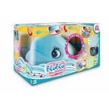 Muñeco De Peluche Interactivo Blu Blu Delfin Bebe Tv