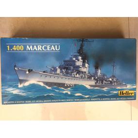 Marceau (destroyer Francês Pós 2ª Guerra) Esc. 1/400. Heller