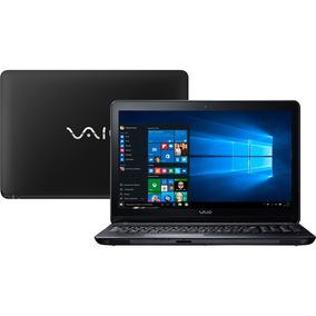 Notebook Vaio Fit 15s I3-6006u 1tb 4gb 15,6 Led Hdmi Win10 S