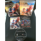 Juego Ps3 The Amazing Spiderman