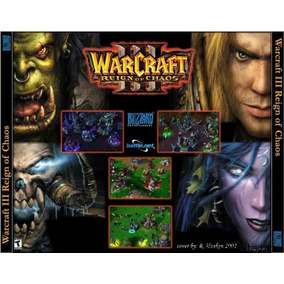 Warcraft 3 Reign Of Chaos Frozen Throne (link)
