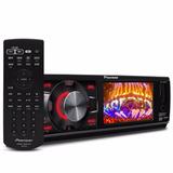 Dvd Player Pioneer Dvh 7880av Usb Mp3 Fm Tela 3 Polegadas