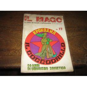 Il Mago Nº 17 Agosto 1973 Dick Tracy, Mafalda Etc Italiano