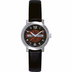 Reloj Harley Davidson Decals 76l10 Envío Gratis E-watch
