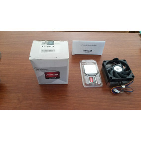 Procesador Amd Athlon X2 340x 3.2 Ghz .3.6 Ghz Socket Fm2