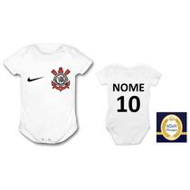 Body Infantil, Body Personalizado, Body Corinthians, Bori,