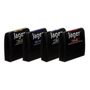 Preservativos Profilactico Jager 4 Cajas Seguras X 3u