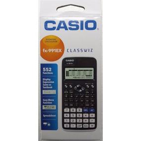 Calculadora Científica Casio Fx-991ex Classwiz