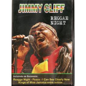 Dvd Jimmy Cliff - Reggae Night - Novo***