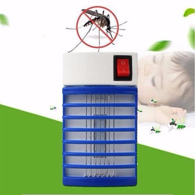Mata Mosquito Insetos Dengue Zika Elétrico 4 Leds Bivolt