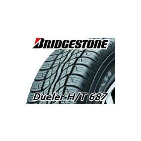 Bridgestone Dueller H/t 687 Original Da Crv 2010 R$770 Novo