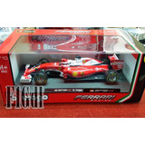F1 Ferrari Sf16-h Sebastian Vettel Año 2016 Esc 1/18 Bburago