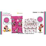 Sabana Y Cobertor Disney 180 Hilos Marca Cannon
