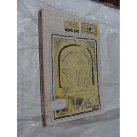 Libro Español Primer Grado , Secundaria , Año 1984 , 265 Pag