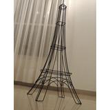 Torre Eiffel Decoracion- Centro De Mesa- Lamparas- Hierro