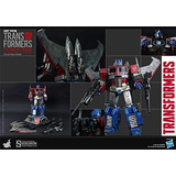 Hot Toys Transformers Generación 1 G1 Optimus Prime (starsc