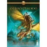 Livro O Herói Perdido Rick Riordan
