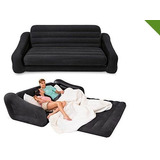 Sofacama Inflable Doble 193 X 221 X 66 Cms Intex