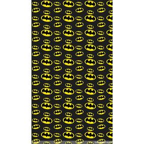 Tecido Estampado Batman Para Fazer Roupas 70x100cm 35,00