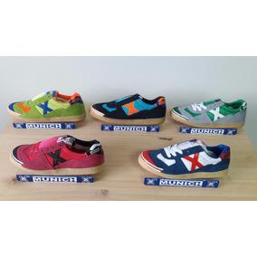 Zapatillas Futbol Sala Munich - Tenis para Hombre en Mercado Libre ... 02f5e32e7bb79