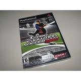 Ps2 Winning Eleven Pro Evolution Soccer 2007 Lacrado Rare+