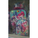 Maleta Con Ruedas My Little Pony Scool S/.250.00 Oferta