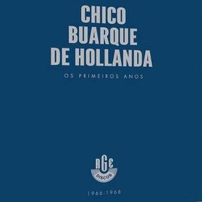 Chico Buarque De Hollanda - Os Primeiros Anos 1966-1968 - Lp