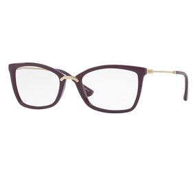 Óculos De Grau Vogue Vo5160l W44 Feminino Lente 5,4 Cm
