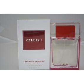 Chic Carolina Herrera 80 Ml Feminino Edp Original E Lacrado!
