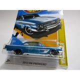 Chevrolet Impala Edic 2011 Coleccion Hot Wheels T1 F1