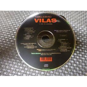 Cd De Colección De Guillermo Vilas Edicion Limitada