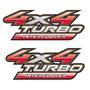 2 Emblemas 4x4 Da Hilux 2009/2013 Aplicável 2005/2015