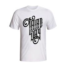 Camiseta Camisa Banda Third Day Cristã Gospel Rock