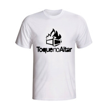 Camiseta Camisa Toque No Altar Banda Gospel Cristã