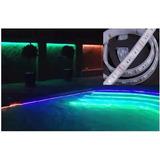 Luz Cinta Led 5mts Rgb Multicolor Sumergible Para Piscinas