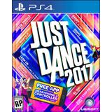 Just Dance 2017 Playstation 4 Digital Garantia