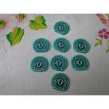 Bandeirinhas Da Chapecoense P/ Tiras De Chinelo 100 Unidades