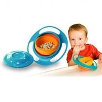 Plato Gyro Bowl 360 Anti-derrame Comida Bebé Niños Giratorio