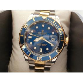 Reloj Rolex Submariner , Impermeable, Estuche Gratis
