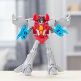 Transformers Cyberverse -figura Starscream Clase Guerrero