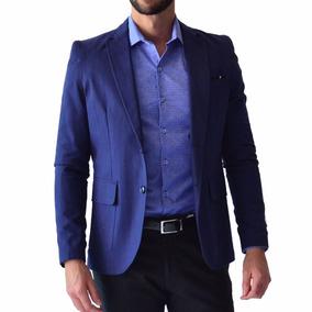 Saco Casual Hombre Slim Fit Blazer Rack & Pack