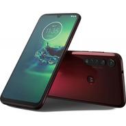 Motorola Moto G8 Plus 64 Gb / 4 Ram Octacore 4 Camaras 48mpx